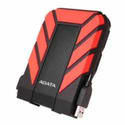 "ADATA 1TB HD710 Pro Rugged External Hard Drive, 2.5"", USB 3.1, IP68 Water/Dust Proof, Shock Proof, Red"