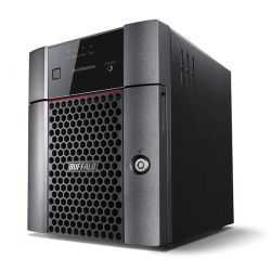 Buffalo 16TB TeraStation 3410DN Business Class NAS Drive, (4 x 4TB), RAID 0, 1, 5, 6, 10, JBOD, NovaBACKUP, Hot Swap