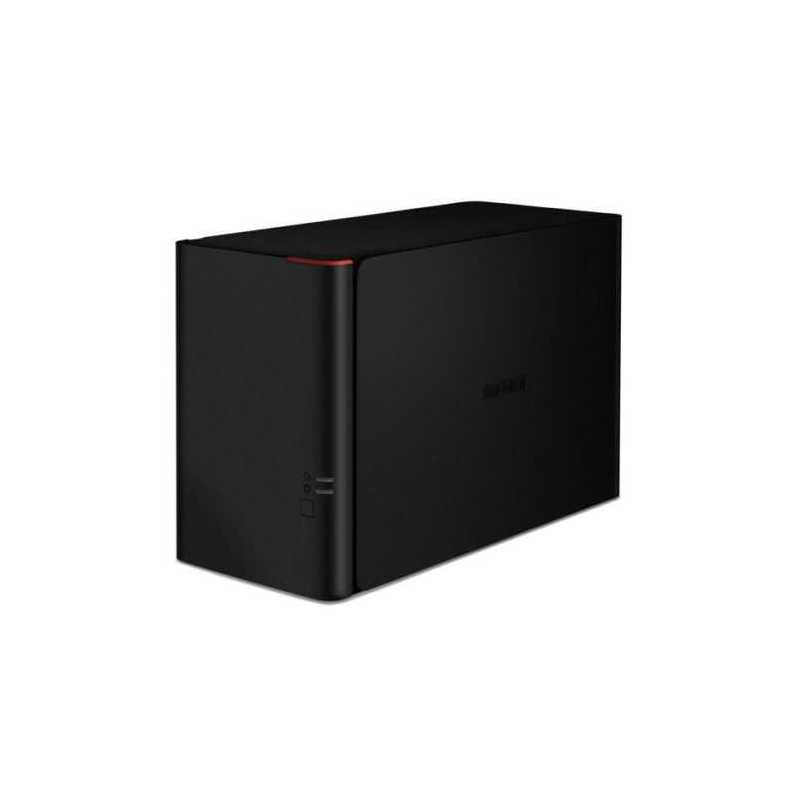Buffalo 2TB TeraStation 1200 Business Class NAS Drive, (2 x 1TB), RAID 0/1,  GB LAN, NovaBACKUP, Hot Swap