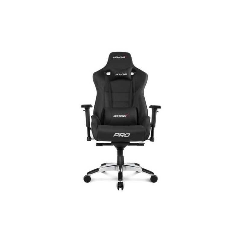 Surprising Akracing Masters Series Pro Gaming Chair Black 5 10 Year Warranty Machost Co Dining Chair Design Ideas Machostcouk