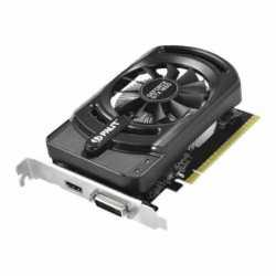 Palit GTX1650 StormX OC, 4GB DDR5, DVI, HDMI, 1725MHz Clock, Overclocked, Compact Design