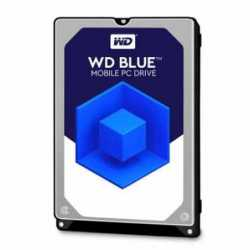 "WD 2.5"", 1TB, SATA3, Blue Mobile Hard Drive, 5400RPM, 8MB Cache, 9.5mm"