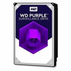 "WD 3.5"", 4TB, SATA3, Purple Surveillance Hard Drive, 5400RPM, 64MB Cache"