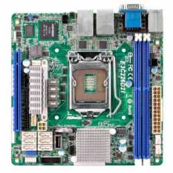 Asrock Rack E3C226D2I Server Board, Intel C226, 1150, Mini ITX, Dual GB LAN, IPMI