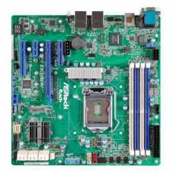 Asrock Rack E3C236D4U Server Board, Intel C236, 1151, Micro ATX, DDR4, Dual GB LAN, IPMI LAN, Serial Port