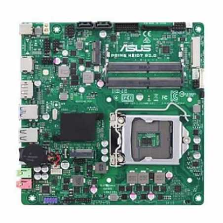 Asus PRIME H310T R2 0/CSM - Corporate Stable Model, Intel H310, 1151, Thin  Mini ITX, DDR4 SO-DIMM, HDMI, DP, M 2, Business Features